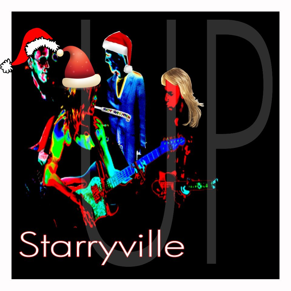 Starryville Up Cover Christmas